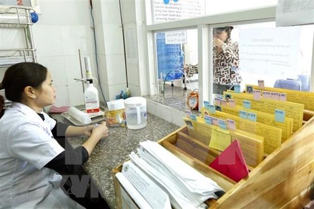 越美加强细菌感染防治和抗生素耐药性领域的合作 hinh anh 1