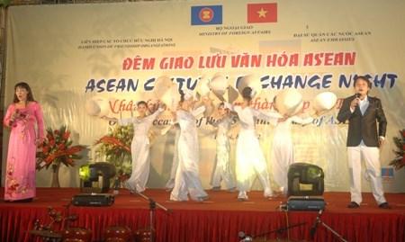越南文化亮相东盟与委内瑞拉文化交流日 hinh anh 1
