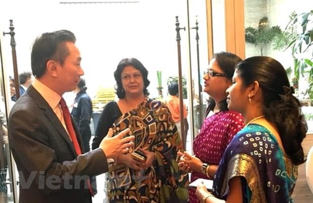 越南在印度举行旅游推介会 hinh anh 1