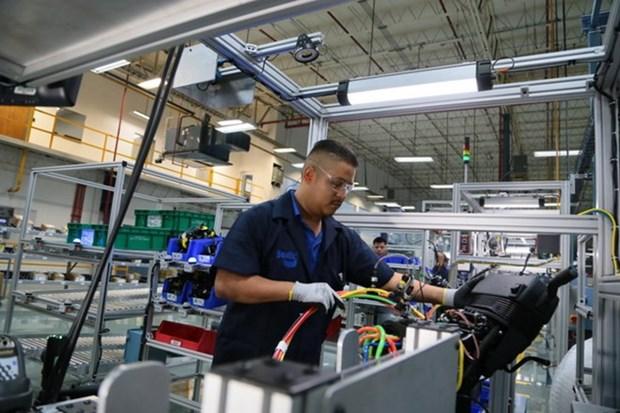 CPTPP:墨西哥多项产业将面临越南的激烈竞争 hinh anh 1