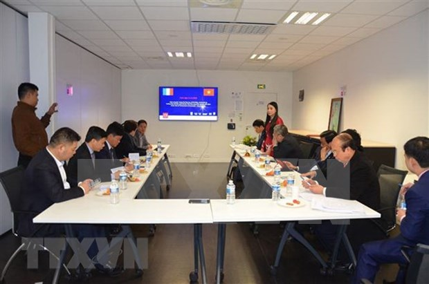 越南寻求在法国的投资合作机会 hinh anh 3