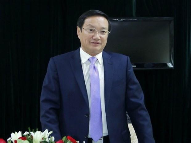 越南驻老挝大使:越老各领域务实合作成果丰硕 hinh anh 1
