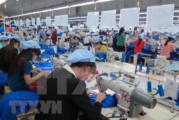 越南纺织服装出口额创三年来最大增幅 hinh anh 2