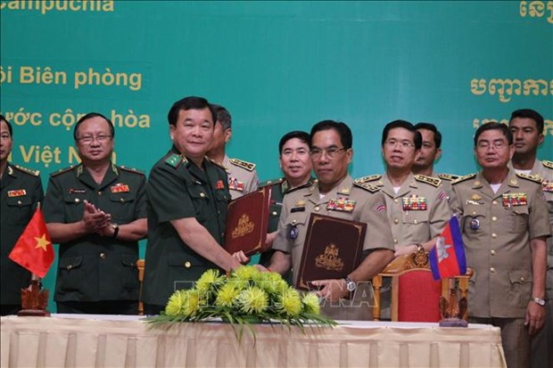 越老柬三国最高人民法院加强合作 hinh anh 2