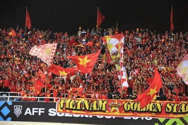 2018年铃木杯东南亚足球锦标赛决赛第二回合: 越南队以3比2总比分完胜 夺得冠军 hinh anh 4
