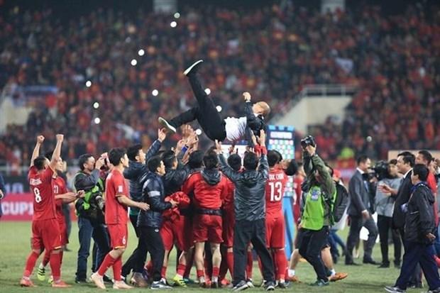 越南与韩国将争夺跨地区冠军杯 hinh anh 1