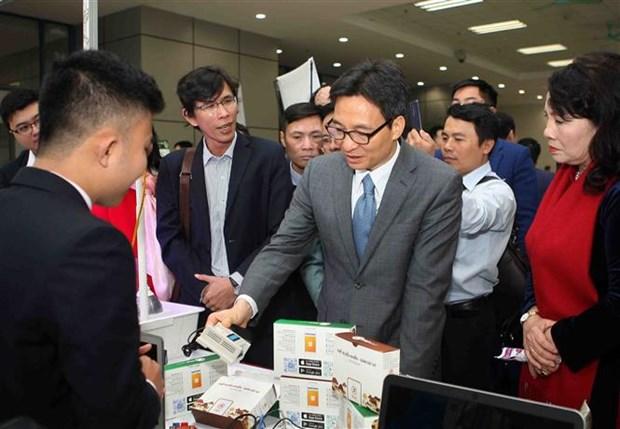 武德儋:激发学生创业渴望 致力于国家发展事业 hinh anh 2