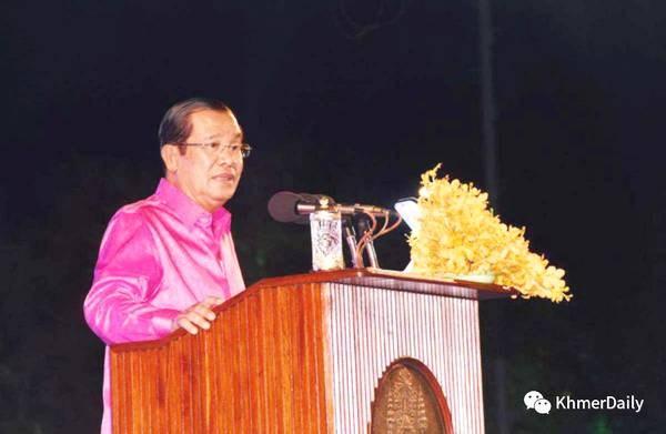 柬埔寨第七届海洋节正式开幕 hinh anh 2