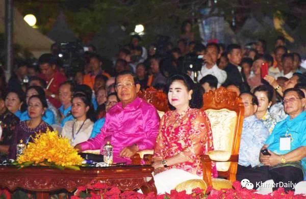 柬埔寨第七届海洋节正式开幕 hinh anh 3