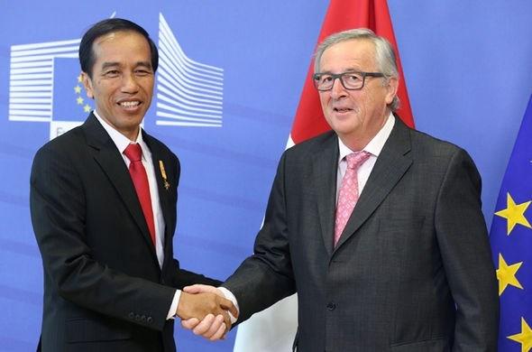 印尼与欧洲自由贸易联盟成员国相互取消关税壁垒 hinh anh 1