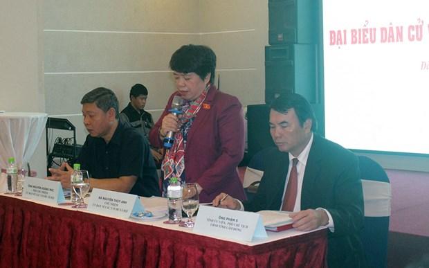 """""""民选代表与移民法律政策""""研讨会在林同省开幕 hinh anh 1"""