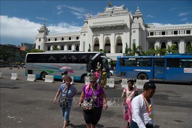 缅甸对印度游客发放落地签证 hinh anh 2