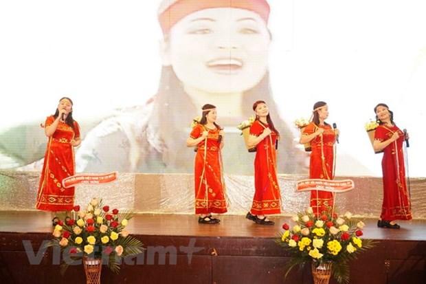 旅捷越南老战士协会举行见面会庆祝越南人民军建军74周年 hinh anh 2