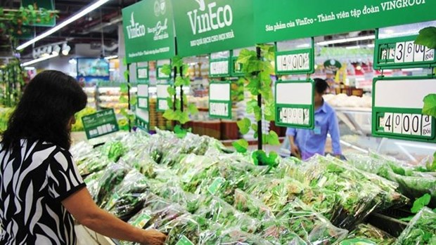 越南河内市制定清洁且可持续生产、消费的战略 hinh anh 1