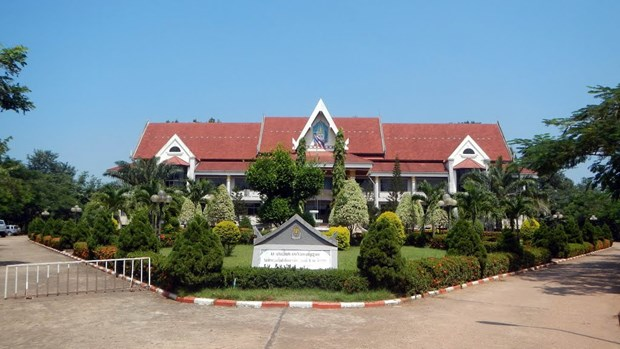 越南援助项目有助于老挝发展经济社会和人力资源 hinh anh 1