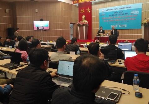 越南举行最具规模的网络安全攻防应急演练 hinh anh 2