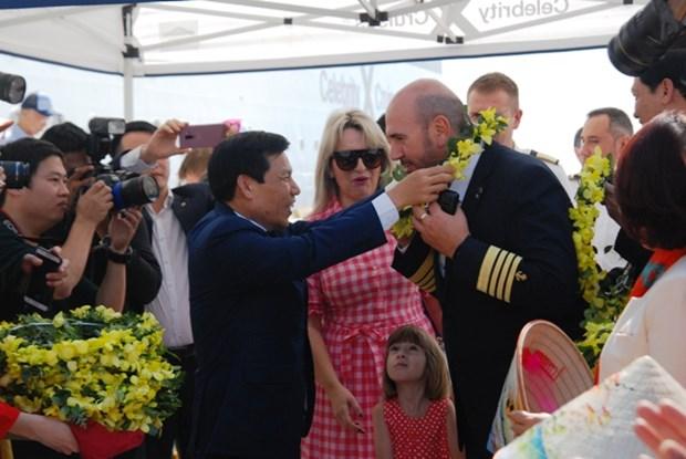 越南迎来2018年第1500万名国际游客 hinh anh 2