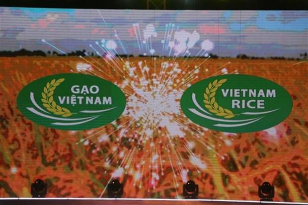第三届越南大米节在隆安省拉开帷幕 hinh anh 2