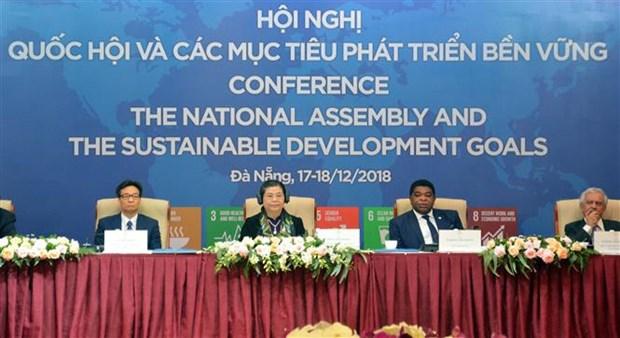 越南国会加快实现可持续发展目标 hinh anh 1