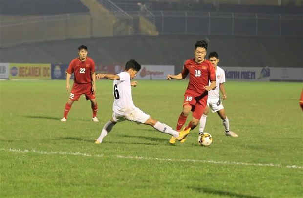 2018年越南《青年报》国际U21足球锦标赛:越南队夺冠 hinh anh 2