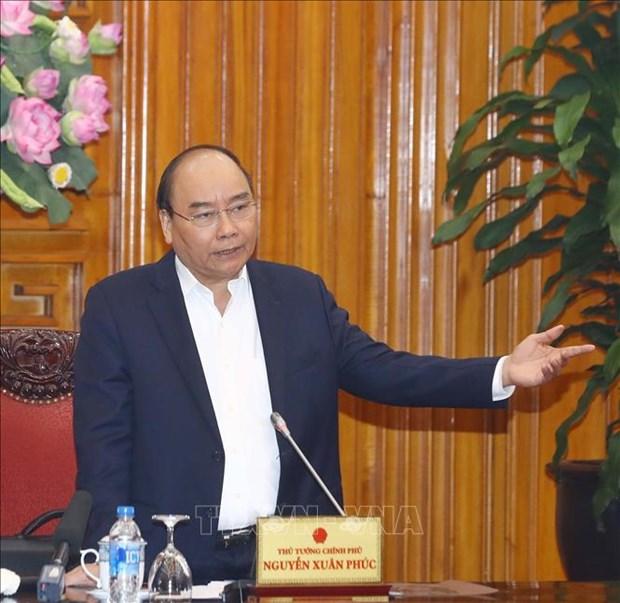 越南政府总理阮春福: 确保越南经济的自主性和韧性 hinh anh 2