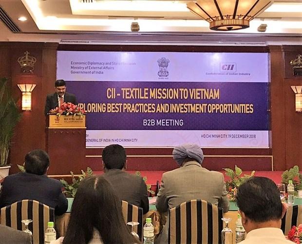 印度寻找对越南工业的投资商机 hinh anh 1