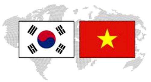 越南与韩国双边贸易额增长7% hinh anh 1