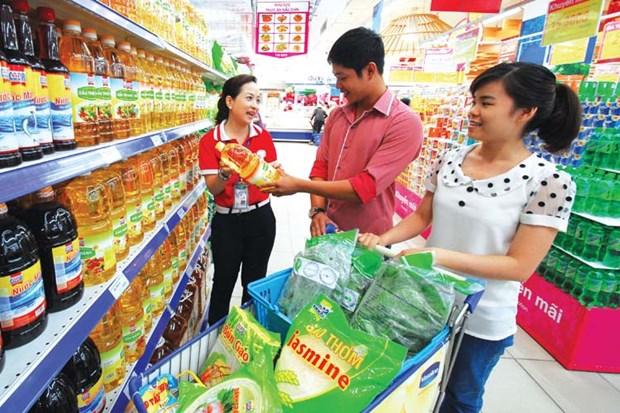 越南消费者信心指数创历史新高 hinh anh 1