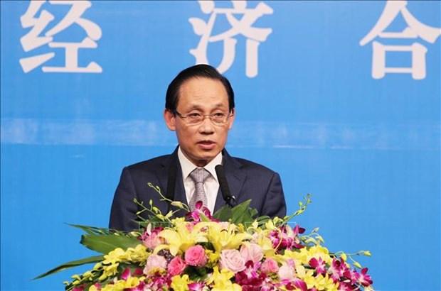 越中促进经济合作论坛在河内举行 hinh anh 3