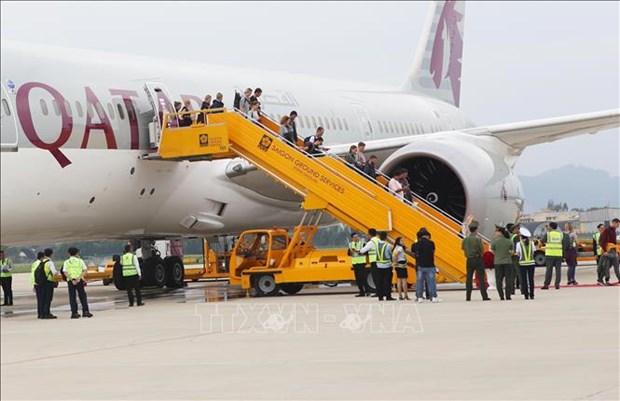 越南岘港市与卡塔尔航空合作促进旅游发展 hinh anh 2