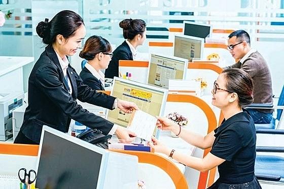 越南各银行的经营业绩继续分化 非利息收入比重有所改善 hinh anh 1