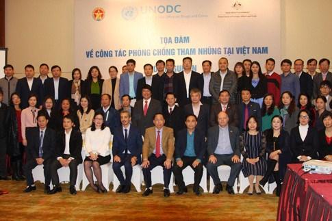 国际顾问:越南在履行《联合国反腐败公约》中取得积极进展 hinh anh 1
