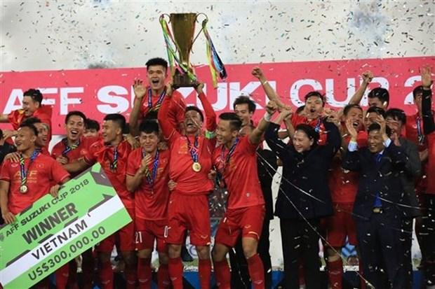 越南球队跻身世界排名前100位 hinh anh 1