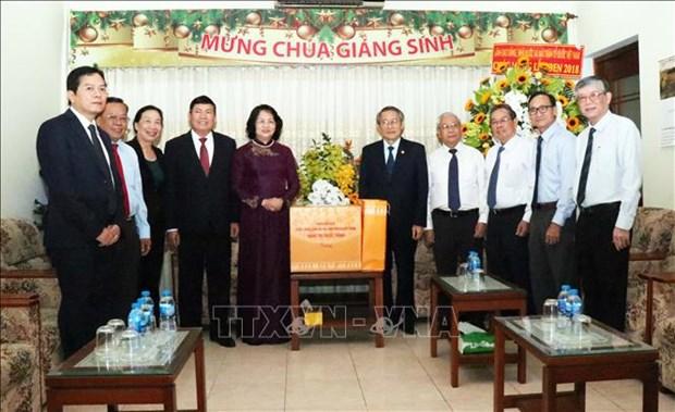越南福音教同胞团结协作 实现国家发展目标 hinh anh 1