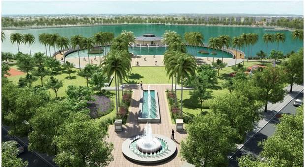 生态工业园区建设有助于实现绿色增长 hinh anh 1