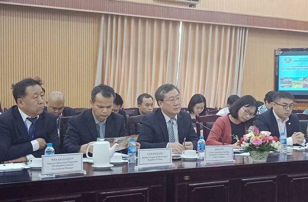 越南农产品对中国出口空间广阔 潜力巨大 hinh anh 2