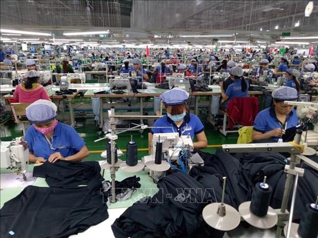 印度将越南视为实现纺织品出口市场多样化的目的地 hinh anh 1