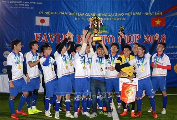 足球成为旅居海外越南人心系祖国的桥梁 hinh anh 2