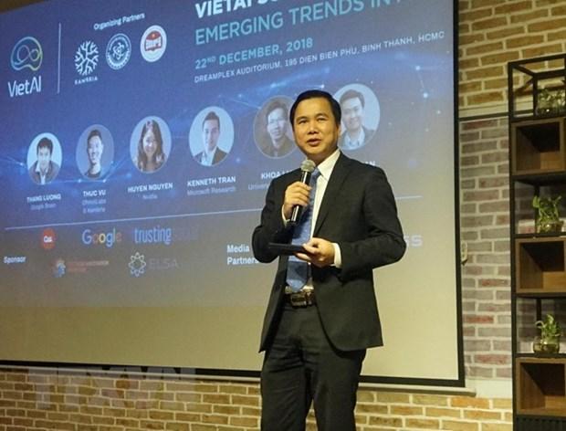 越南促进人工智能产业发展 hinh anh 1
