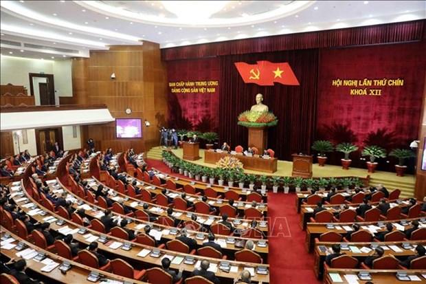 努力做好越共第十三届中央委员会委员候选人预备人选推荐提名工作 hinh anh 3