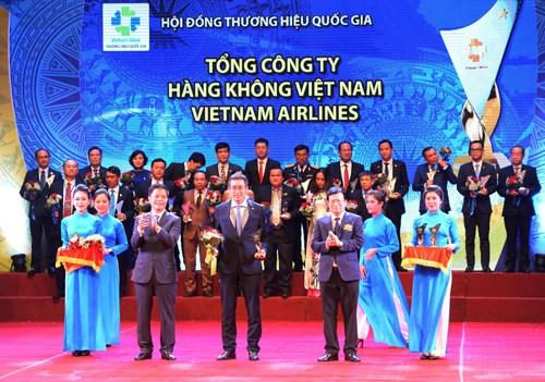 越航荣获2018年国家知名品牌称号 hinh anh 1