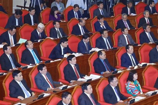 努力做好越共第十三届中央委员会委员候选人预备人选推荐提名工作 hinh anh 2