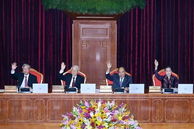 努力做好越共第十三届中央委员会委员候选人预备人选推荐提名工作 hinh anh 1