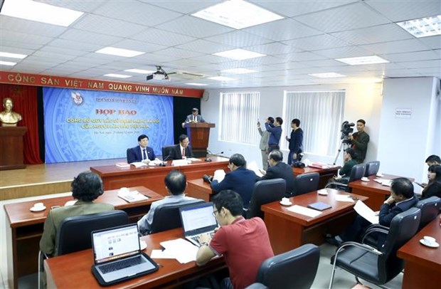 越南新闻工作者使用社交网行为规范对外公布 hinh anh 2