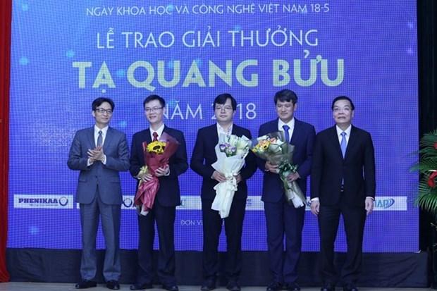 盘点2018年越南科学技术10大亮点 hinh anh 2