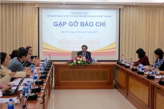2018年越南侨汇收入约达159亿美元 名列世界前茅 hinh anh 1
