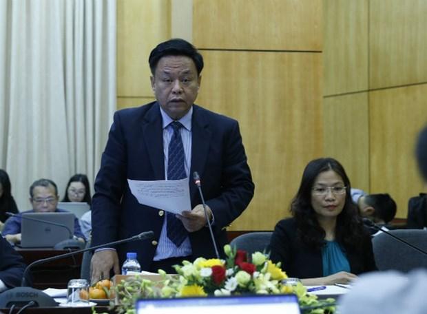 认真加快落实健全越南湄公河委员会提案 hinh anh 1