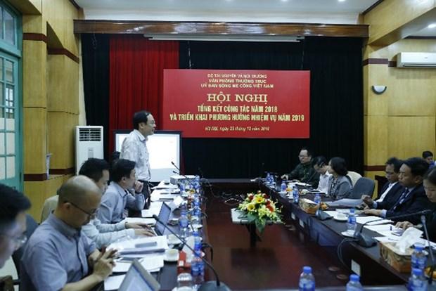认真加快落实健全越南湄公河委员会提案 hinh anh 2
