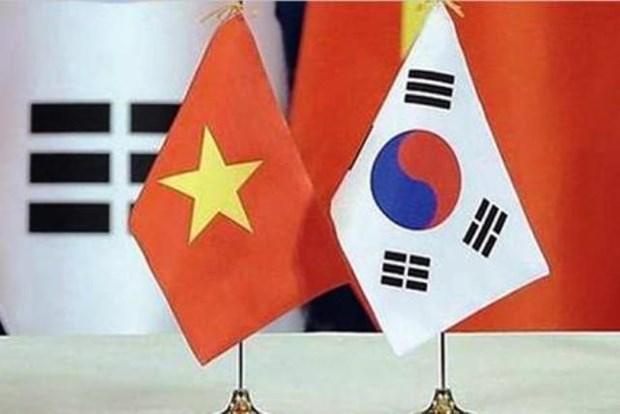 范平明会见东盟-韩国高官会代表团团长 hinh anh 1