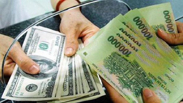12月26日越盾兑美元汇率小幅波动 hinh anh 1